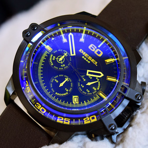[디젤시계 DIESEL] DZ4405 / 51mm Heavyweight Chronograph
